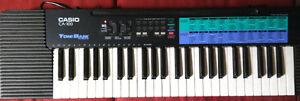 CASIO CA-100 TONE BANK GENERATOR VINTAGE SYNTH / KEYBOARD