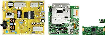 LG 55UH6030-UC.AUSWLJR Complete LED TV Repair Parts Kit - K1