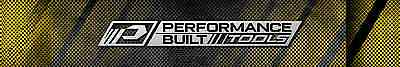 Performance Built Tools