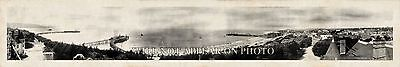 Redondo Beach 1908 Vintage Panoramic Photograph Photo Panorama 41
