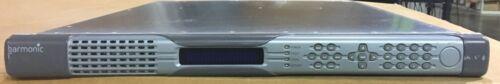 Harmonic DiviCom Electra 7000 MPEG-4 AVC H.264 HD One Service Encoder ELC-7011