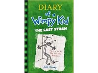 Diary of a Wimpy Kid Books £1 each