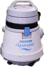 Hoover Aquamaster Combined Carpet Shampoo And Dry
