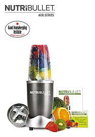NutriBullet 600W Nutrient Extractor Kit Canning Vale Canning Area Preview