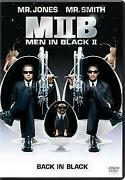 Men in Black DVD
