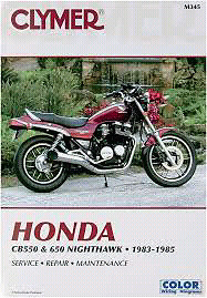 WANTED: 83-85 Honda 650 Nighthawk Parts