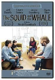 The Squid and the Whale DVD