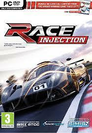 Race Injection  PC Game