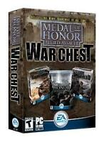 Medal of Honor Allied Assault Warchest PC CD-Rom 5 discs