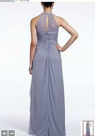 Bridesmaid Dress - David's Bridal F15662  - Never Worn London Ontario image 2