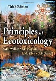 Principles of Ecotoxicology Kawartha Lakes Peterborough Area image 1
