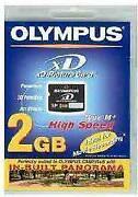 XD Camera Card
