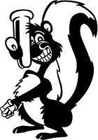 Skunk Removal -> $200.00 Set-up Special