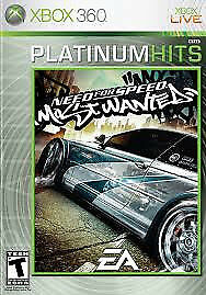 XBOX 360 NEED FOR SPEED MOST WANTED  (LOTS OF OTHER TITLES IN STORE)
