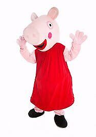 Peppa Pig Mascot hire! Brand NEW !Wembley