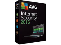 avg internet sercuity 3pc's 2 years call after 5 pm thank you no texts 07583500699