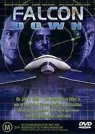 Falcon Down (DVD, 2002) Region 4 Action Adventure DVD Brand NEW & Sealed