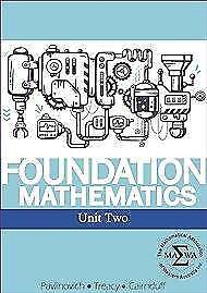 Foundation Mathematics Unit 2