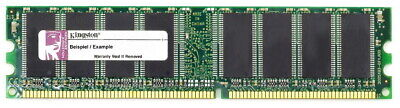 256mb Kingston Ddr1 Ram Pc3200u 400mhz Cl3 Kth-D530/256 Memoria segunda mano  Embacar hacia Mexico