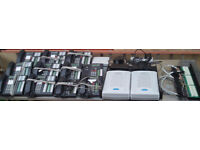Telephone PBX System Complete BT branded Nortel BCM50a +ISDN BRI ADSL IP, 11 x Phones