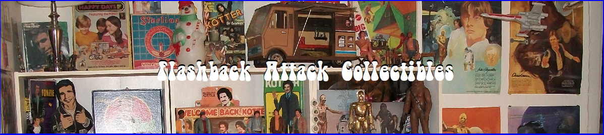 Flashback Attack Collectibles