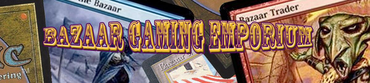 Bazaar Gaming Emporium
