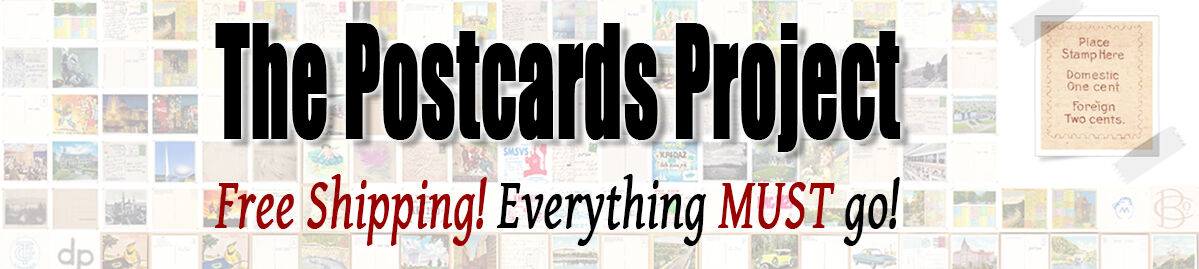 The Postcards Project