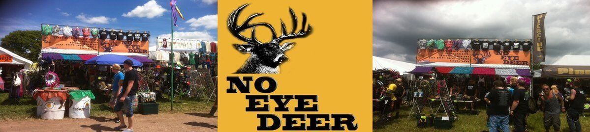 No Eye Deer Festival Clothing