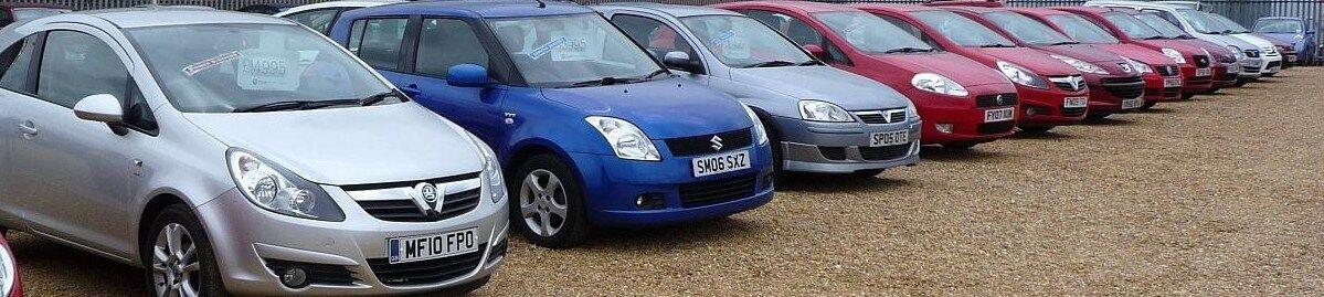 DWP Car Sales