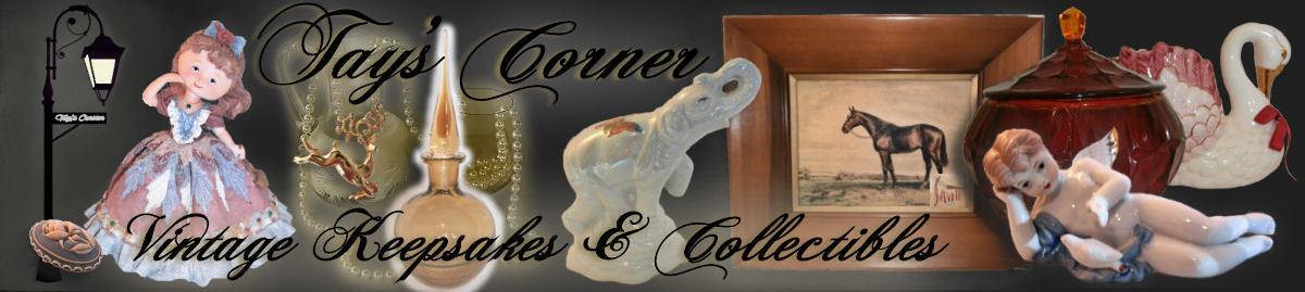 Tays Corner Vintage Collectibles