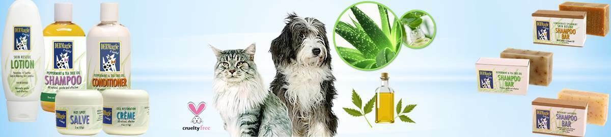 All Natural Pet Skin Care