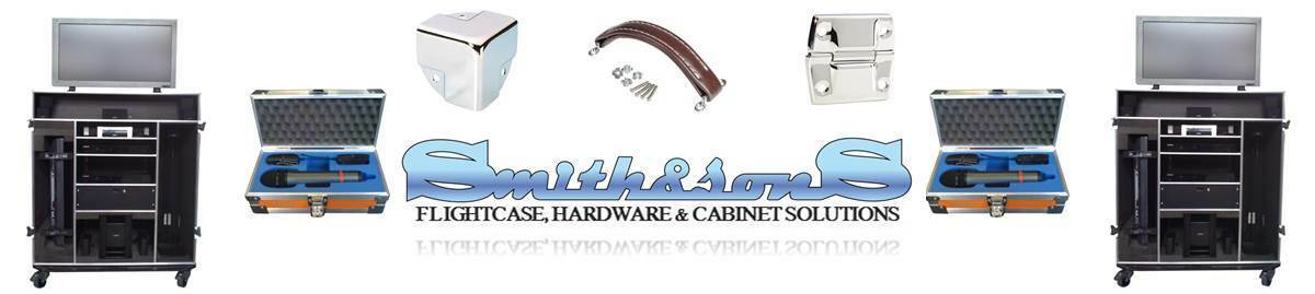 FLIGHTCASE HARDWARE SMITH&SONS