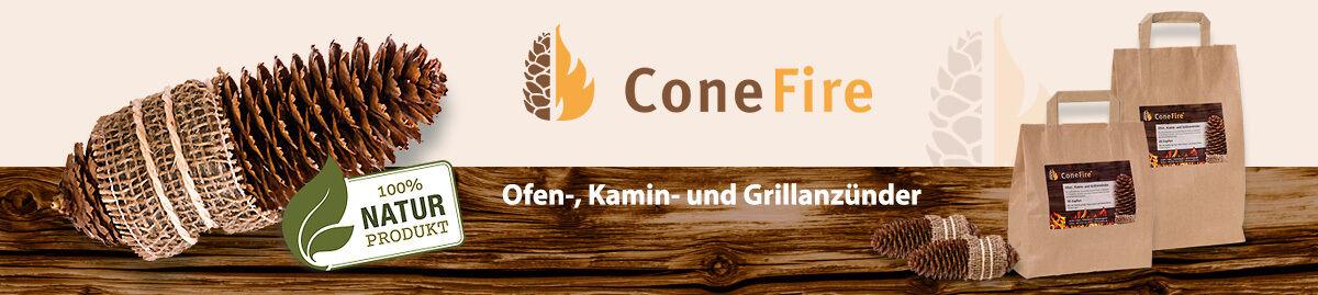 conefire GmbH Ofen- & Kaminanzünder