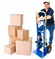Mover & Driver Needed 647-920-4267