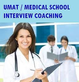 UMAT AND MEDICAL SCHOOL INTERVIEW COACHING Adelaide CBD Adelaide City Preview