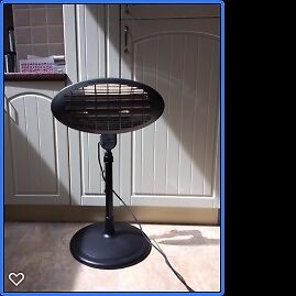 Electric Heater - inside or outside use