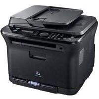 Samsung Colour Laser CLX3170 Printer Fax Copier Multifunction