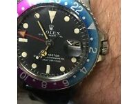 Rolex Gmt Wanted Up to £5,000
