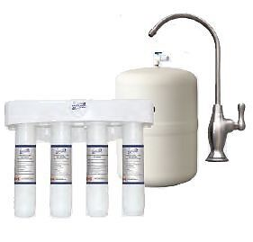 Healthy Water RO Drinking Water System Complete Kit