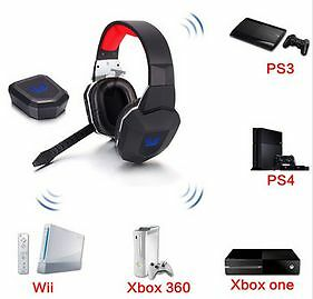 Digital 2.4GHz Wireless Headset  XBOX ONE/XBOX360/PS3/PS4