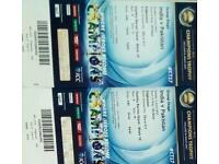 India vs Pakistan tickets