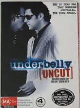 UNDERBELLY [uncut] (DVD, 4-Disc Set) North Perth Vincent Area Preview