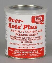 Over Kote Plus External Fuel Gas Tank Sealer Coating Urethane Adhesive Bonding