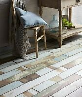 Dreaming of the Florida Keys? Look at this Beach House Flooring