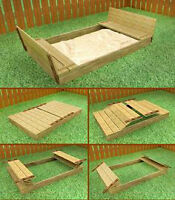 Folding Bench Sandbox  *WINTER CLEAROUT!*