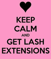 EYELASH EXTENSIONS- OPENING SPECIAL