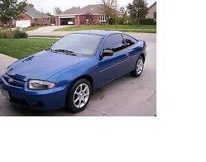 2005 Chevy Cavalier, needs new clutch other than that runs great