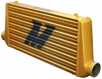 Mishimoto MMINT UMG Eat Sleep Race Special Edition All Gold M Line Intercooler