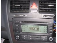 VW MK5 Golf CD Player / Radio