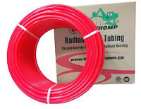 "1/2"" Oxygen Barrier PEX Tubing For Radiant Heating"